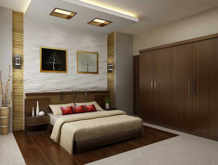 Bedroom Interior Design Sampoorna Design Studio