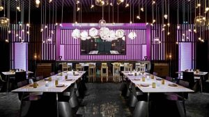 Restaurant Interior Design - SAMPOORNA DESIGN STUDIO